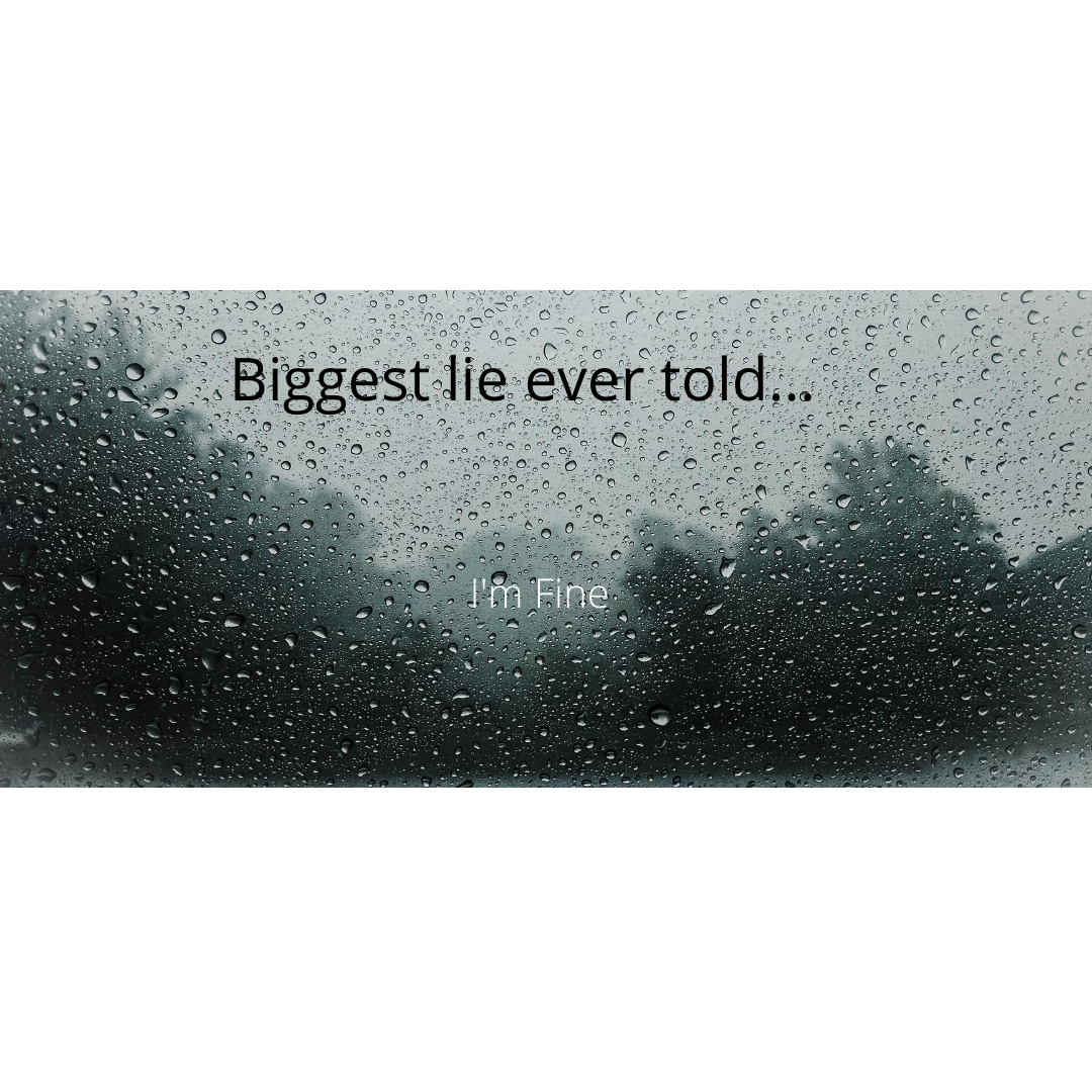 Biggest lie ever told...